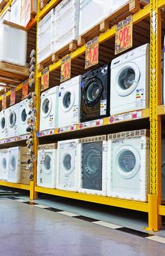 Acheter moins cher l'électroménager, les matériaux, les outils,... et tout le nécessaire pour le bricolage à la maison : tous les bons plans de Système D.