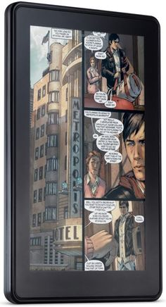 Amazon just released an exciting update for its Kindle on iOS and Android which will bring thousands of new comic books, children's books, and graphic novels to the Kindle market.