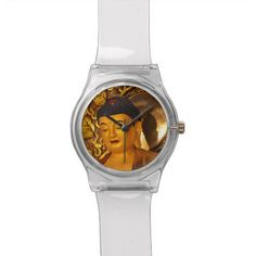 Shop Asia Golden Buddha Watch created by Personalize it with photos & text or purchase as is! Golden Buddha, Yoga Gifts, Asia, Watches, Accessories, Wristwatches, Clocks, Jewelry Accessories