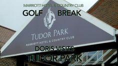UK Golf weekend, Doris Visits Tudor Lodge in Maidstone for crazy Golf break
