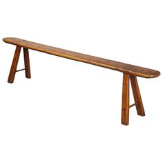 Refectory Bench   From a unique collection of antique and modern benches at https://www.1stdibs.com/furniture/seating/benches/