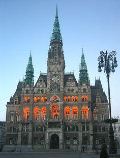 Liberec, Czech Republic: Town Hall