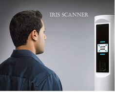 Advance #IRIS #Scanner to identify the enrolled users in seconds and take actions like open doors, entry ,access permission and send alerts.