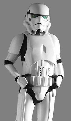 Star Wars Stormtrooper Movie Adult Costume Armour 501st Legion Approved in Toys & Hobbies, Clothing, Shoes & Accessories | eBay