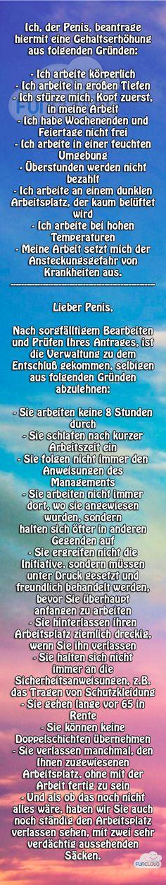 Gehaltserhöhung für den Penis - Mainpage des Tages 12.04.2014   Funcloud