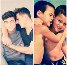 I LOVE looking at the pictures of fetus Grayson and Ethan