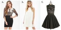 Romantic dress picks