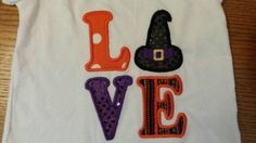 Check out this item in my Etsy shop https://www.etsy.com/listing/246561555/halloween-love-applique-shirt