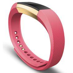 Фитнес гривна Fitbit Alta Large, Розов-златист (FB406GPKL-EU) - цена и характеристики   Plasico IT Superstore