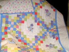 Pictures of Baby Quilts for Boys
