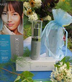 Skinhealix Silk C Serum~Anti Aging Retinol Vitamin Actiogen Proprietary Peptides #Skinhealix #silkCserum