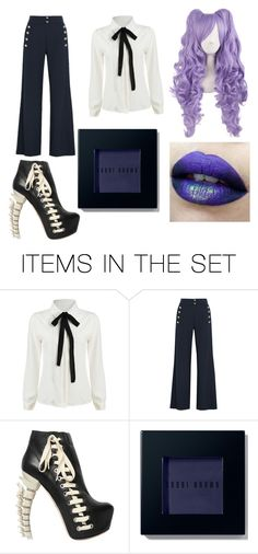 """ANIME"" by harleyquinn11 ❤ liked on Polyvore featuring art"