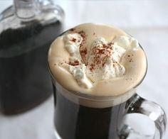 Low Carb Mexican Coffee with Sugar-Free Coffee Liqueur @Carolyn Ketchum