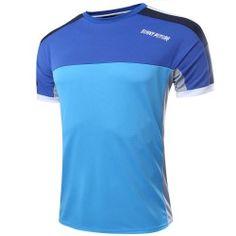 ef7feab50 Camiseta Fitness Masculina Academia Esporte Respiravel Treino Corrida