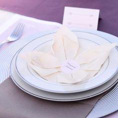 Servetstickers | Romantisch Roze #pensioenfeest #jubileum #retirement #garden #party #napkins #stickers #romance #pink #Beaublue