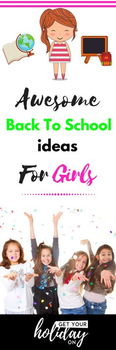 Do you have a little girl that needs cheered up before going back to school? Maybe you just want to have a really cool idea to use for a fun Back to school traditions. This mom has a lot of fantastic ideas to use to help with back to school jitters. Of course these ideas can also help with boys too. :)