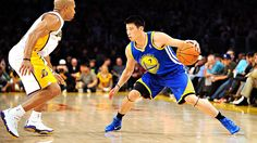 Jeremy Lin - Golden State Warriors (2010-2011)