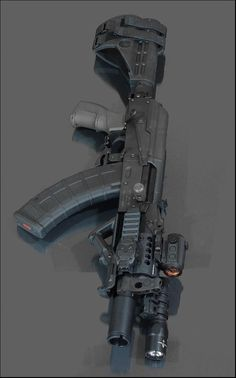 Non Traditional AK's (Not for Purist & wood people). - Page 14 - Calguns.net