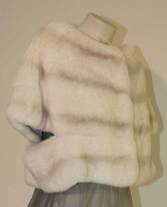 Bolero Rex Ivory en Blanco Roto – Olga Rios