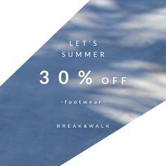 •••••••• ★ LET´S GO SHOPPING ★ •••••••• • www.breakwalk.com •