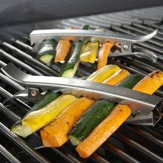 Grill Vegetable Clips
