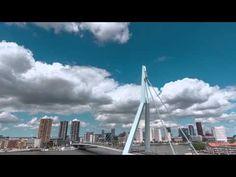 Timelapse van Rotterdam laat de gave architectuur van deze stad zien - Roomed