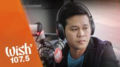 """Marcelito Pomoy sings """"Power of Love"""" (Celine Dion) LIVE on Wish 107.5 Bus"""