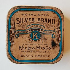 Silver Brand by KeeLox on Flickr - Photo Sharing!