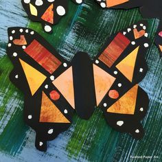 The Art of Stories Vol. 6: The Seeds of the Milkweed | Painted Paper Art