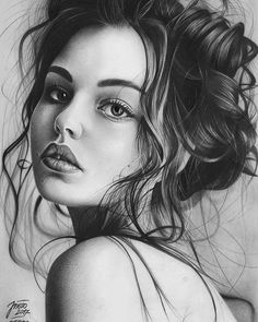 Almafuerte draw in 2019 pencil portrait, drawings, art sketches. Pencil Portrait Drawing, Realistic Pencil Drawings, Portrait Sketches, Pencil Art Drawings, Portrait Art, Horse Drawings, Art Visage, Girl Drawing Sketches, Drawing Artist
