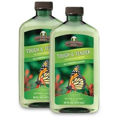 Melaleuca All Natural Products. Tough & Tender is a great cleaner for granite counter tops.