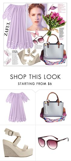 """Zaful."" by natalyapril1976 on Polyvore featuring Mode und MAC Cosmetics"