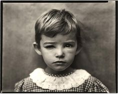 Sally Mann/ Damaged Child - time machine