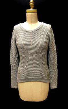 Sewon Hwang knitGrandeur: FIT & Zegna Baruffa 2/30s Cashwool Collaboration: Term Garment Project