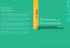 CÓMPUTO Y PRESUPUESTO + Planillas EXCEL (CHANDÍAS) - arq + recursos