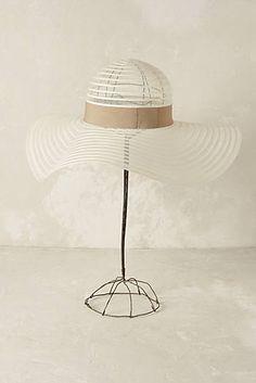 Riviera Sheer Floppy Hat