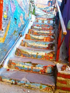 The 15 Most Beautiful Steps In The World. I Can't See Stairs The Same Way Again - Dose - Your Daily Dose of Amazing
