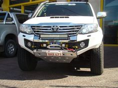 Rhino 4x4 Australia Toyota Hilux 2012+