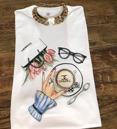 Dont let Anyone Ever chic woman T-shirt - Book T Shirts - Ideas of Book T Shirts - Dont let Anyone Ever chic woman T-shirt Girls Fashion Clothes, Girl Fashion, Clothes For Women, Funny Shirts Women, T Shirts For Women, Black Girl T Shirts, Moda Pop, T Shirt Painting, Dress Indian Style