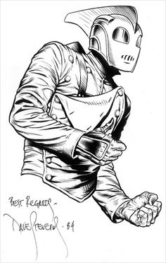 Dave Stevens inking exercise, in Ivan Thompson's My Recent Work Comic Art Gallery Room Comic Book Pages, Comic Book Artists, Comic Book Characters, Comic Character, Comic Books Art, Comic Art, Character Design, Dave Stevens, Comic Kunst
