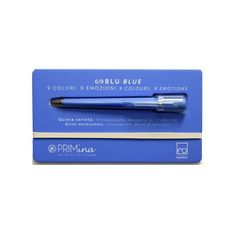 Forever Primina Inkless Pen: Blue - Detroit Institute of Arts Museum Shop