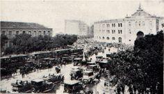 Plaza de toros en la Avda. de Felipe II