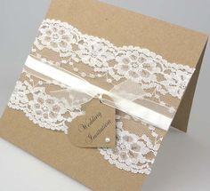 Samples of Wedding Invitations
