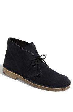 Clark's Original Desert Boot for men. I've never seen it look bad on anyone ... yet.