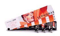 Sephora's unique Pop-Up Color Shop