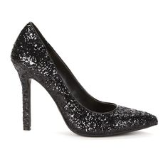 glitter pump.....Marilyn....dress it up...or jeans too