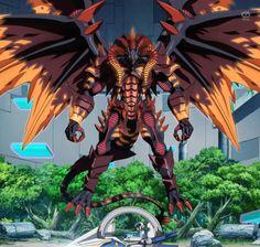 ANCB001726_stitch Fantasy Demon, Fantasy Beasts, Anime Art Fantasy, Fantasy Artwork, Yugioh Monsters, Anime Monsters, Mythical Creatures Art, Fantasy Creatures, Yu Gi Oh