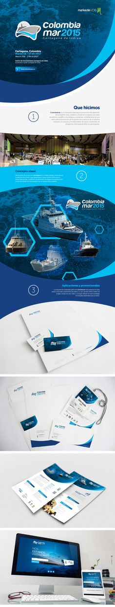 Colombiamar 2015 on Behance