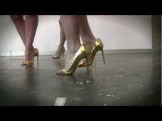Shoe designer Max Kibardin - the designing process