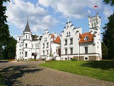 Pałac Sulisław -front